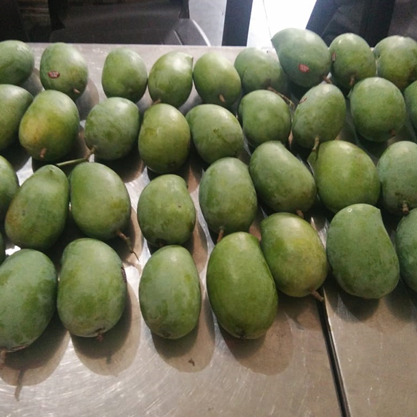 Donation Of Mangoes